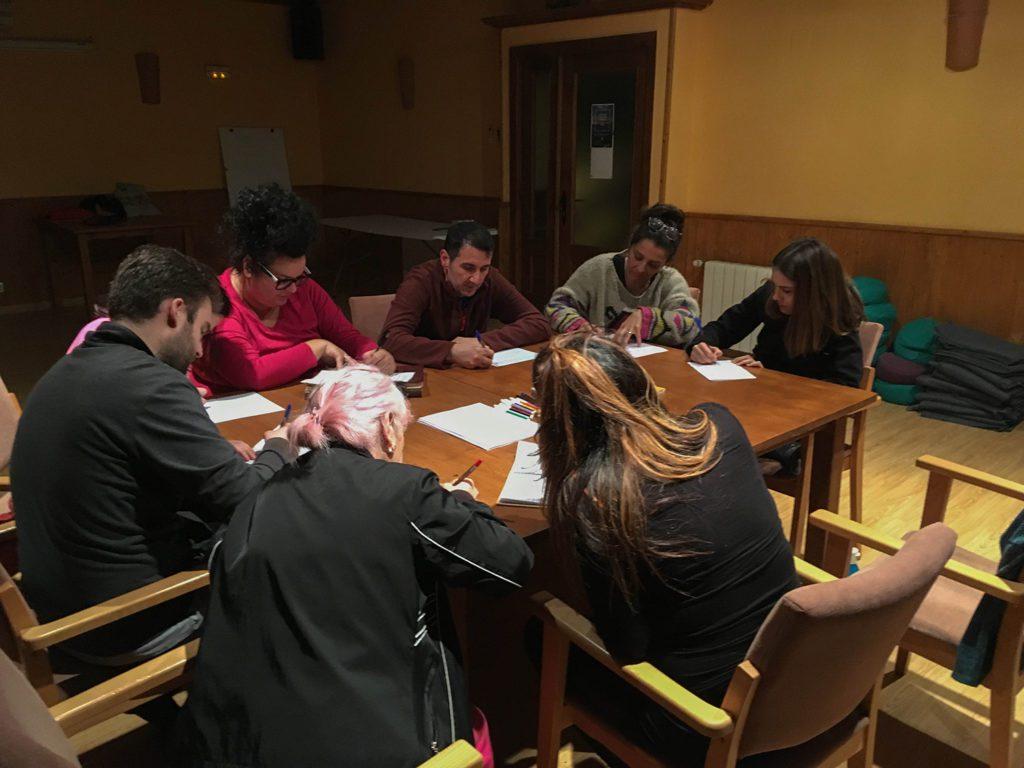 Taller Escribir las emociones en Madrid